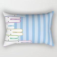 Bunny Buddies Rectangular Pillow