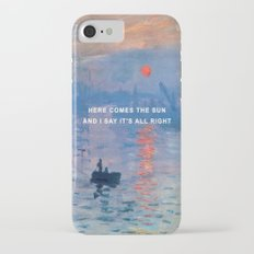 Here Comes the Impression, Sunrise Slim Case iPhone 7