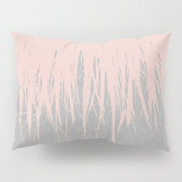 Concrete Fringe Dogwood Pillow Sham