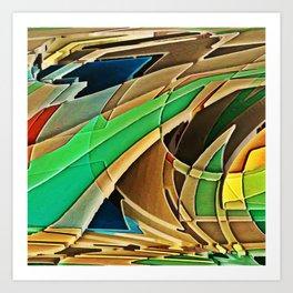 76 Art Print