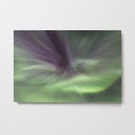 Aurora Infinity Metal Print