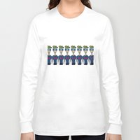 mad Long Sleeve T-shirts featuring MAD by BNK Design