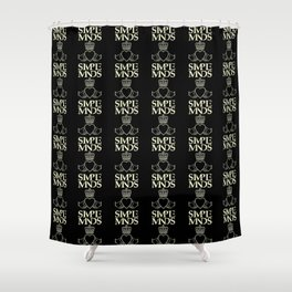 Jim Promised You A Miracle Shower Curtain