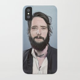Band of Horses, Ben Bridwell iPhone Case