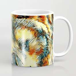 AnimalArt_Bear_20170602_by_JAMColorsSpecial Coffee Mug