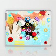 La vida es dulce y maravillosa Laptop & iPad Skin