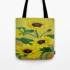 Sunny and bright Tote Bag