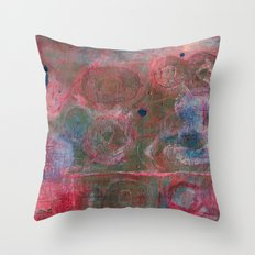 Those Eights Throw Pillow