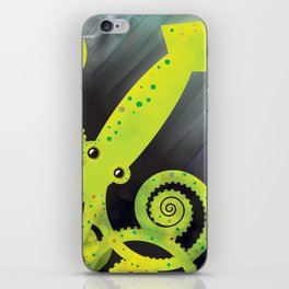 Squid iPhone Skin