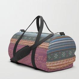 River Fabric Duffle Bag