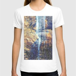 Giant Yosemite Waterfall T-shirt