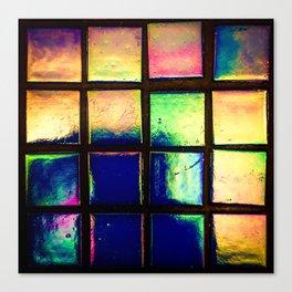 Azulejo Rubix Canvas Print