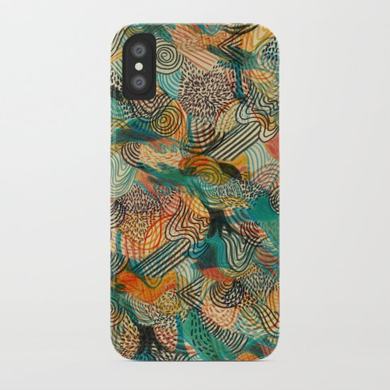 I'm crazy about Estelle iPhone Case