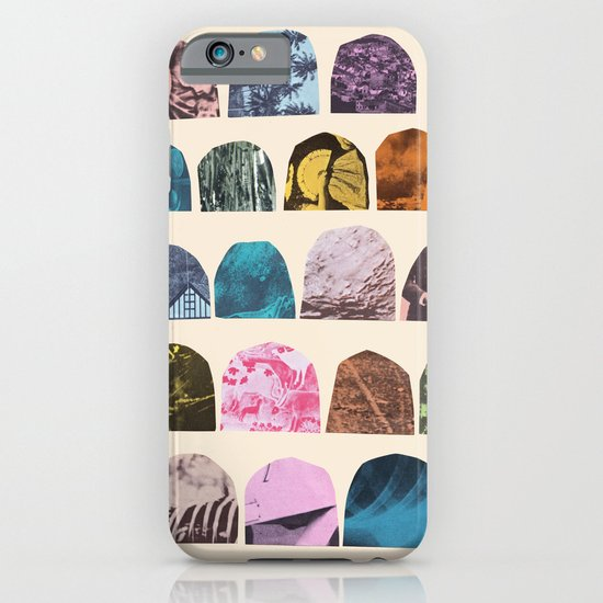 EIGHTEEN GRAVES iPhone & iPod Case