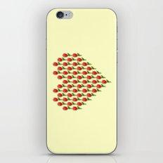 Heart in Bloom iPhone & iPod Skin