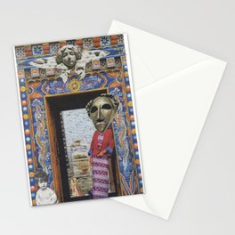 Another light, other colors -- Otra luz, otros colores Stationery Cards