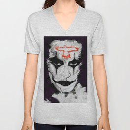 The Crow Unisex V-Neck