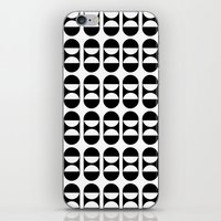 lunar iPhone & iPod Skins featuring Lunar by MANYOUFACTURE