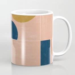 Painted Wall Tiles 03 Coffee Mug