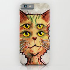 Four Eyed Cat Slim Case iPhone 6s
