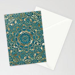 Moroccan Style Mandala Stationery Cards
