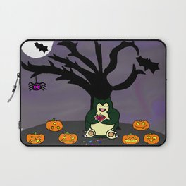 Halloween Munchies Laptop Sleeve