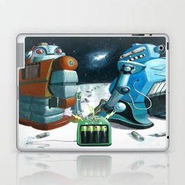 Insert battery please Laptop & iPad Skin