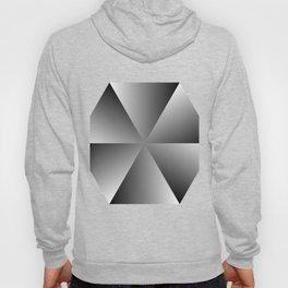 Metal Hexagon Hoody