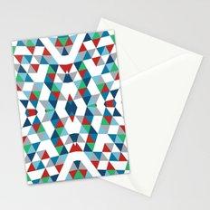 Geometric #4 Stationery Cards