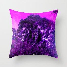 Crazy, Listen Throw Pillow