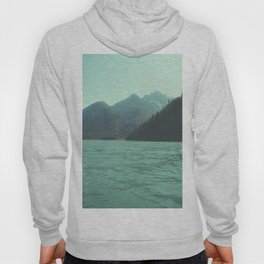Desolation is beyond the horizon - Diablo Lake Hoody