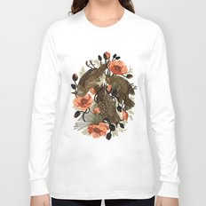 Spangled & Plumed Long Sleeve T-shirt