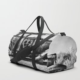 Rusting in Splendour Duffle Bag