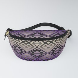 The Lodge (Purple) Fanny Pack