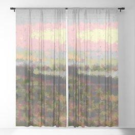 Sunrise Sheer Curtain