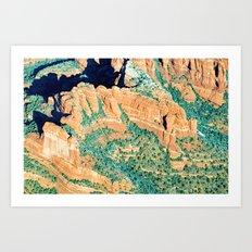 Morning Flight Full of Wonders Art Print