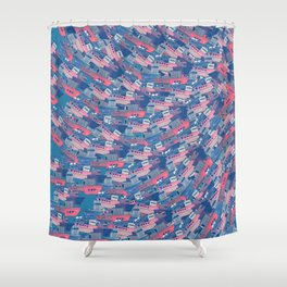 GALE Shower Curtain