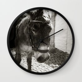 { cobblestone trooper } Wall Clock