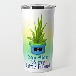 Say Aloe Travel Mug