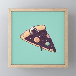 Galactic Deliciousness Framed Mini Art Print