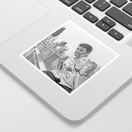 Ali Sticker