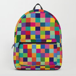 Geometric Pattern #5 Backpack