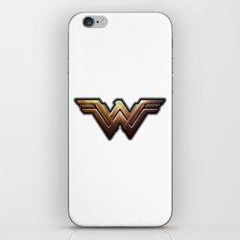 Wonder Women iPhone Skin