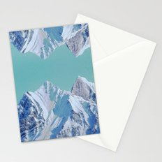 Falling. Stationery Cards