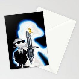 MIB Snoopy Stationery Cards