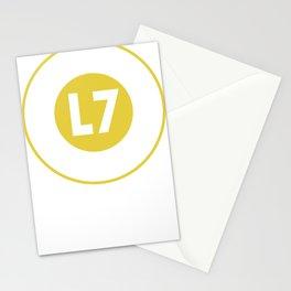L7 Logo Stationery Cards