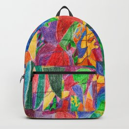 An Oasis in the Desert Backpack