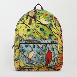 27 Birds Backpack
