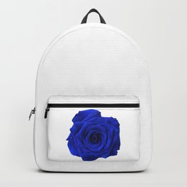 blue rose Backpack