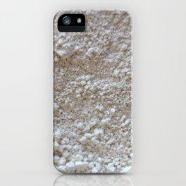 Blanco Absoluto iPhone Case